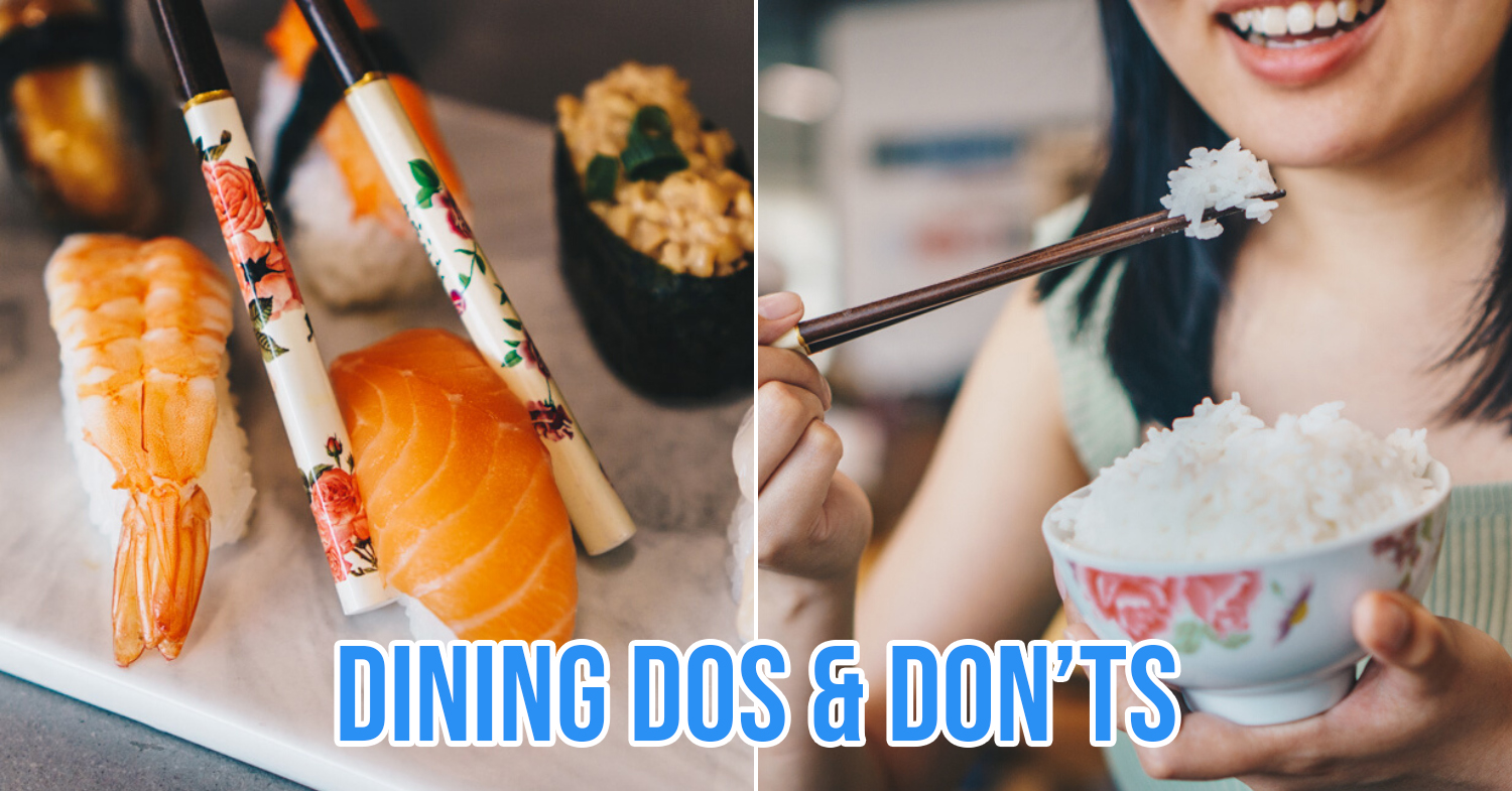 Japanese dining etiquette cover image