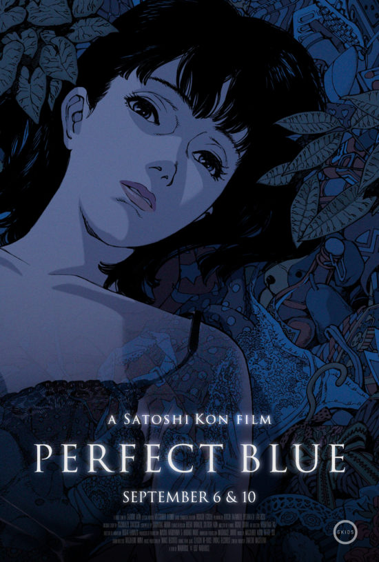 Perfect Blue Anime Movie