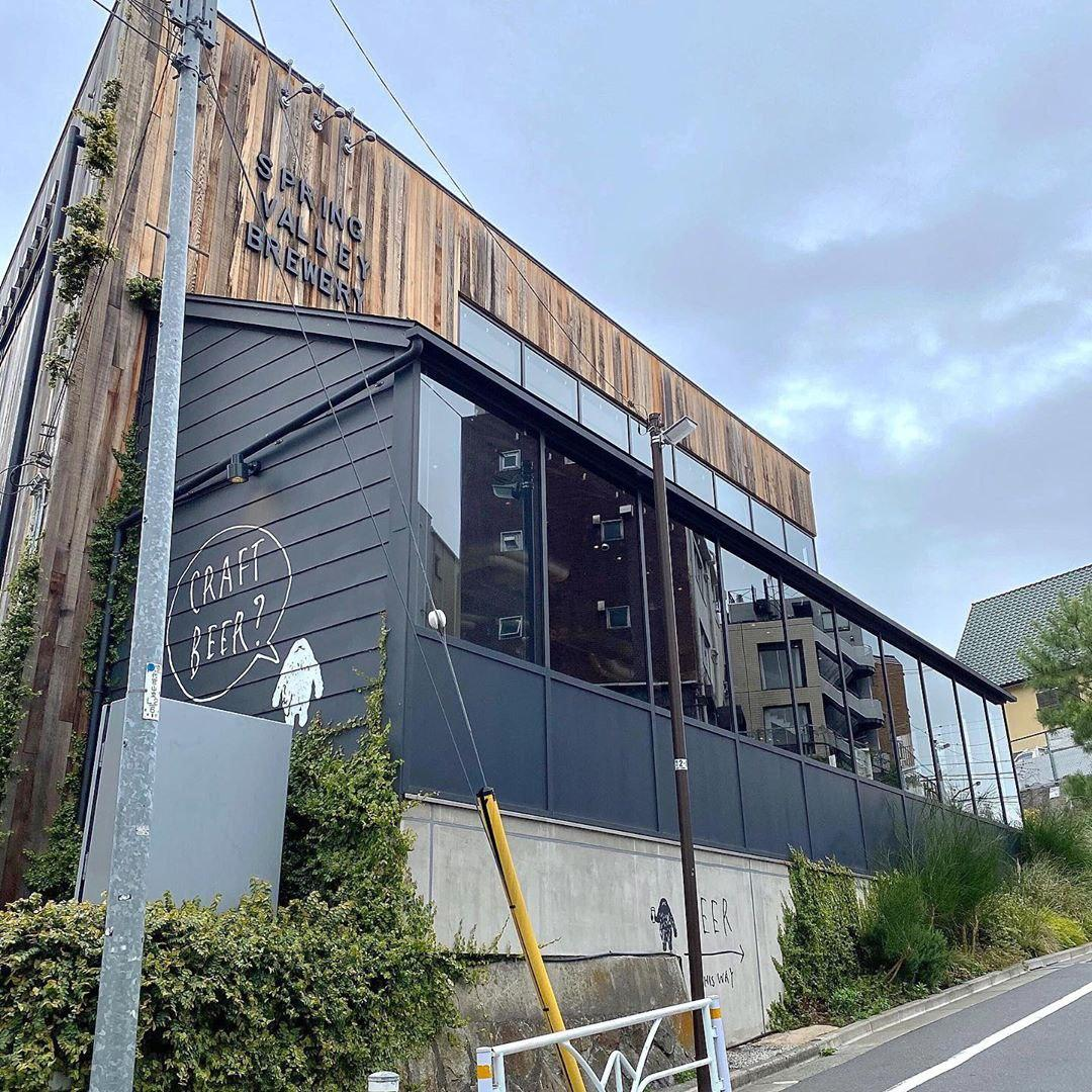 spring valley brewery daikanyama guide