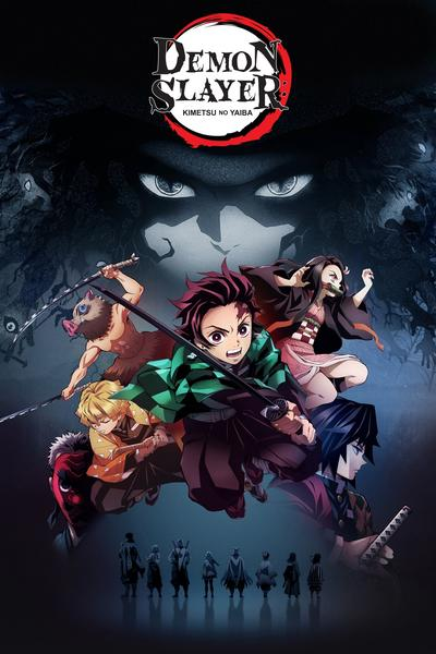 demon slayer iconic japanese anime series