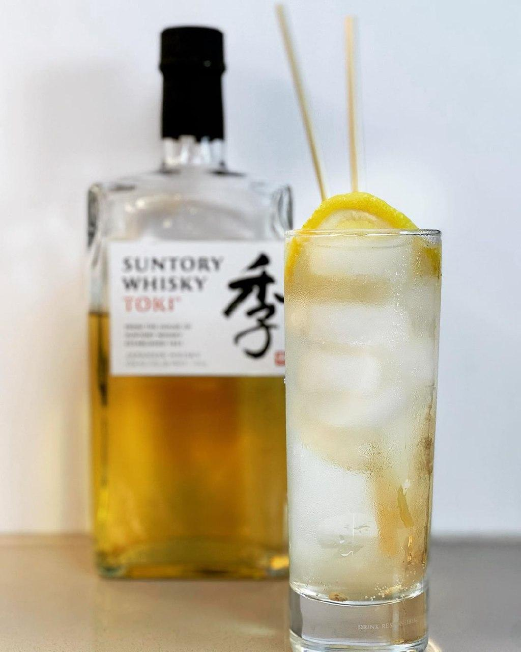whiskey highball Japanese cocktails
