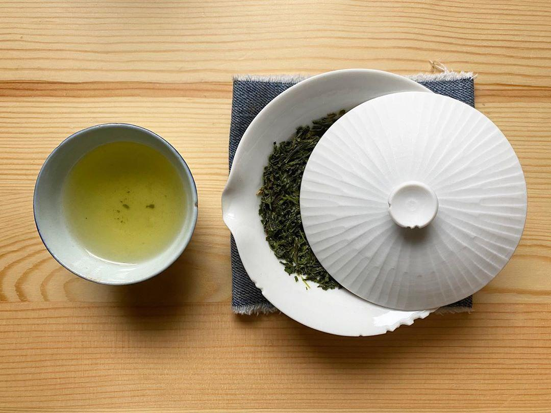 sencha Japan green tea