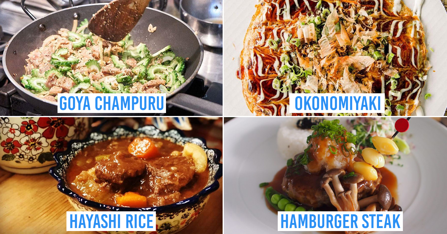 8 Simple Japanese Dishes That You Can Make At Home, With Easily Accessible Ingredients