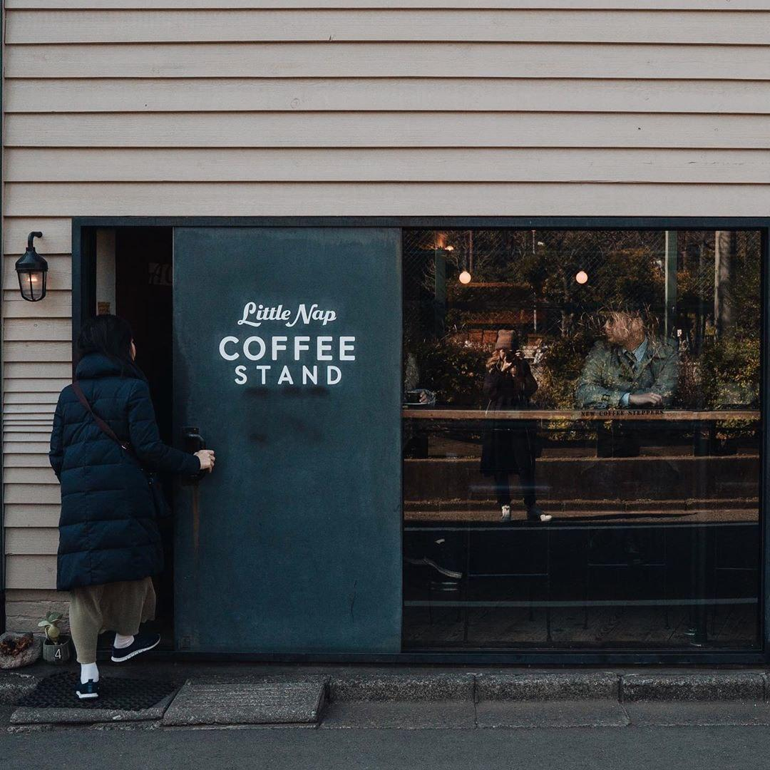 little nap coffee stand tokyo