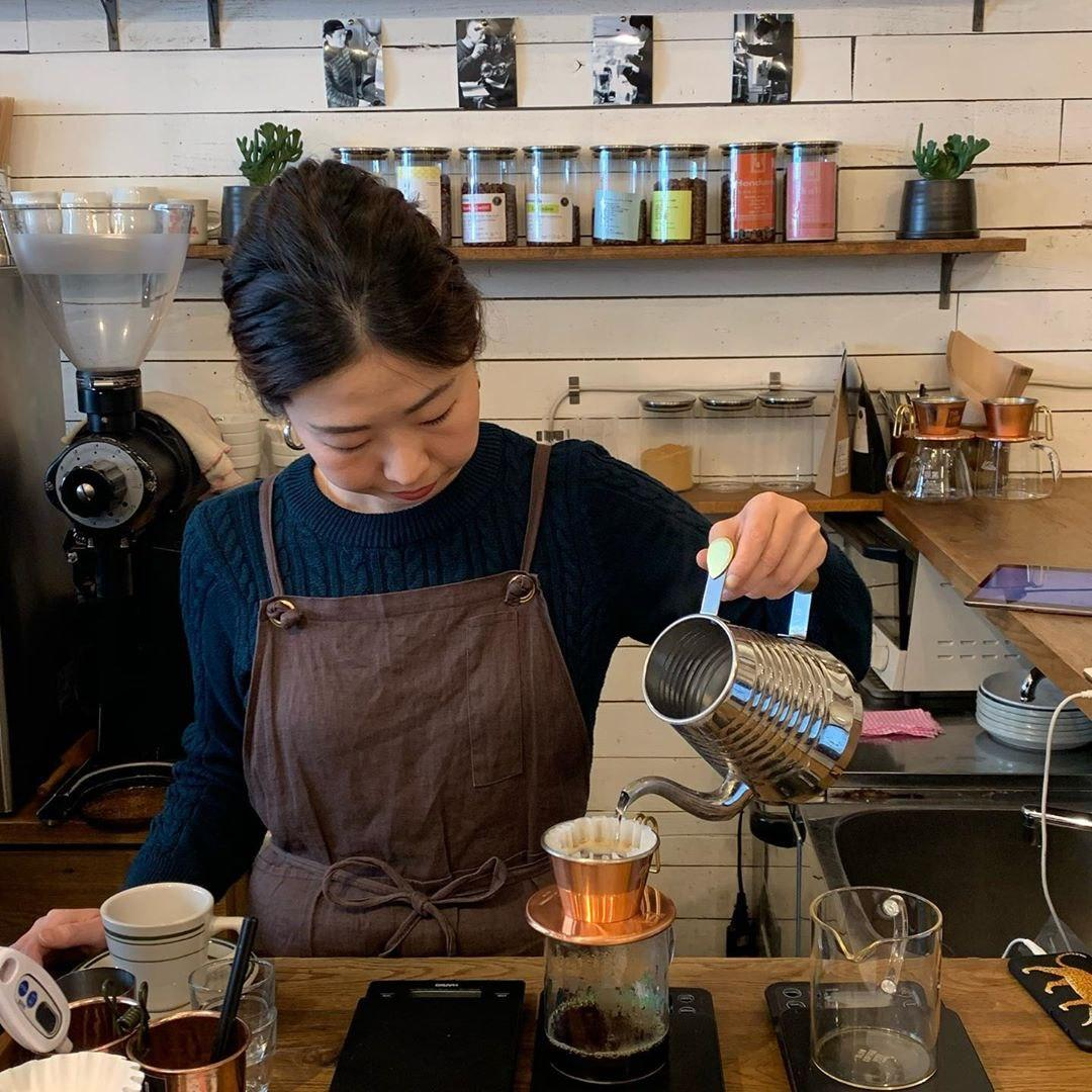 the local coffee stand speciality coffee tokyo