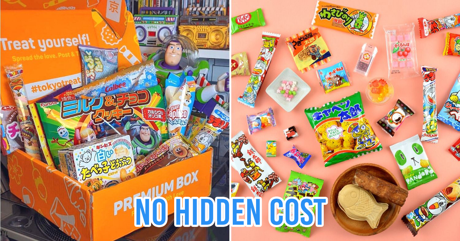japanese snack boxes cover image