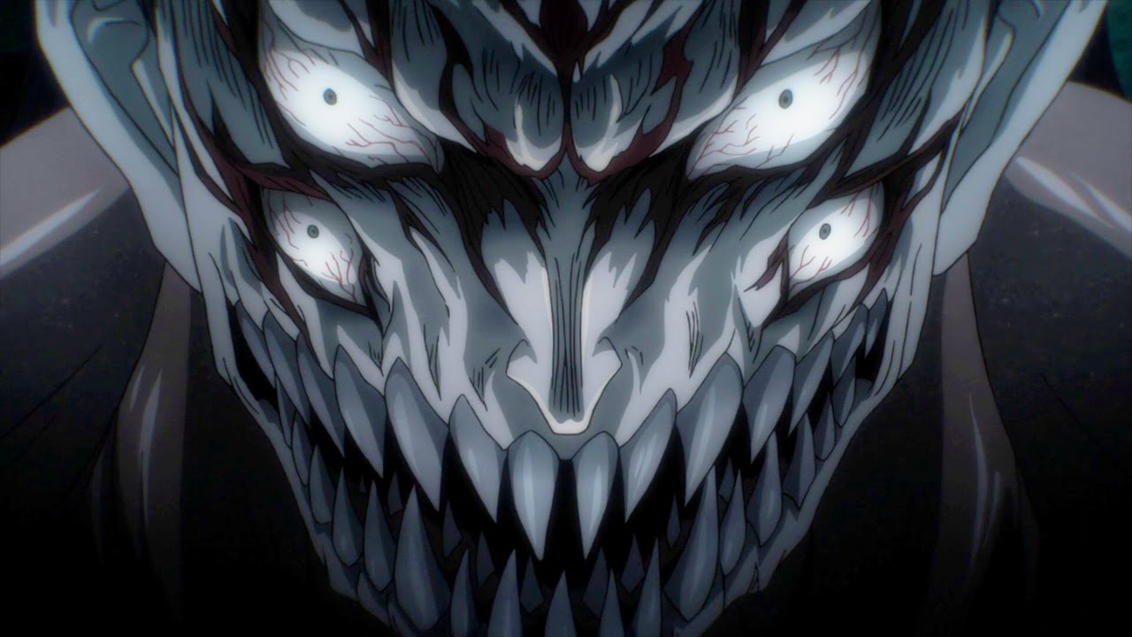 11 Horror Anime Series To Scare Yourself Silly With