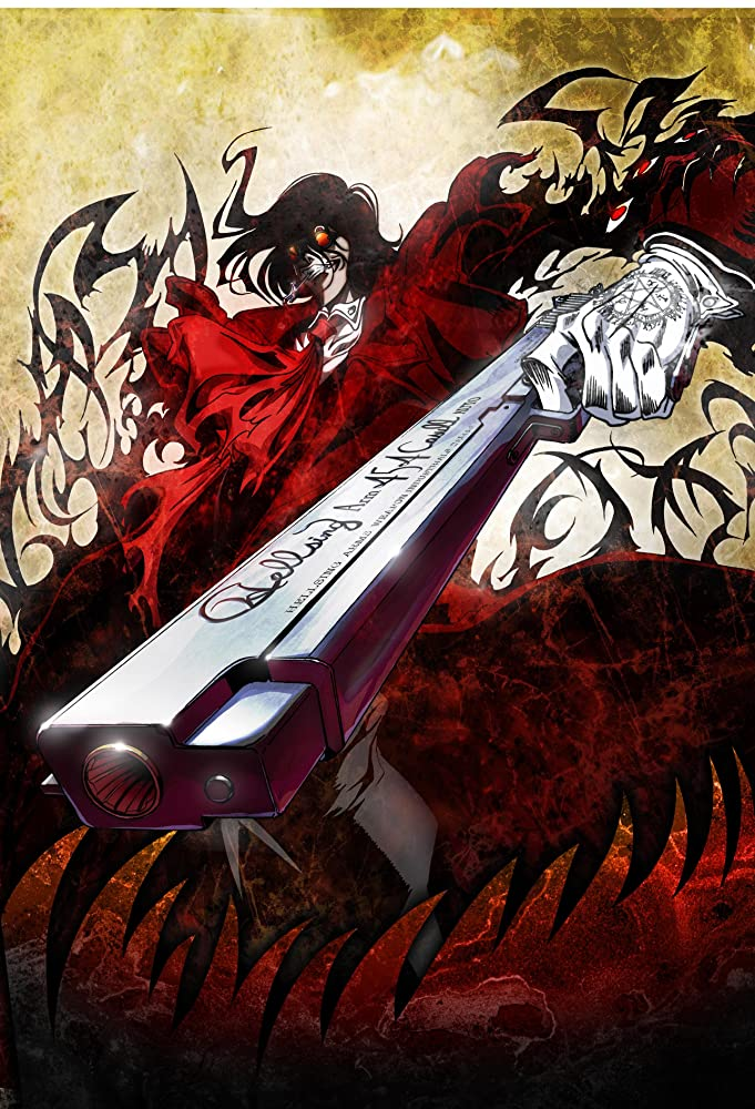 hellsing ultimate horror anime