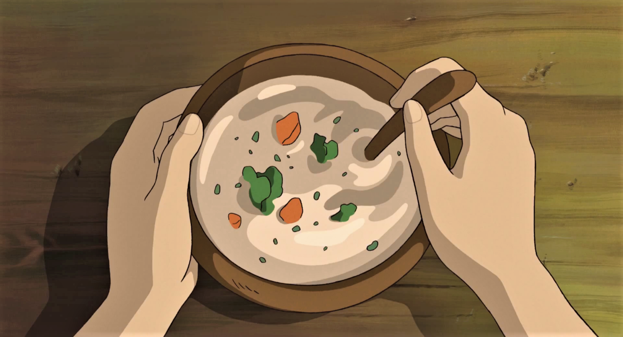Cream Stew - The Secret World of Arrietty
