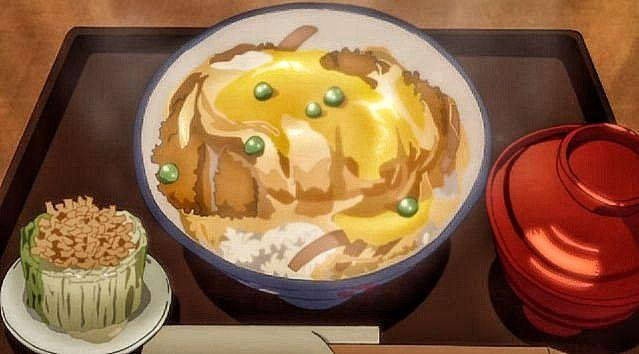 Pork Katsudon - Yuri on Ice!!