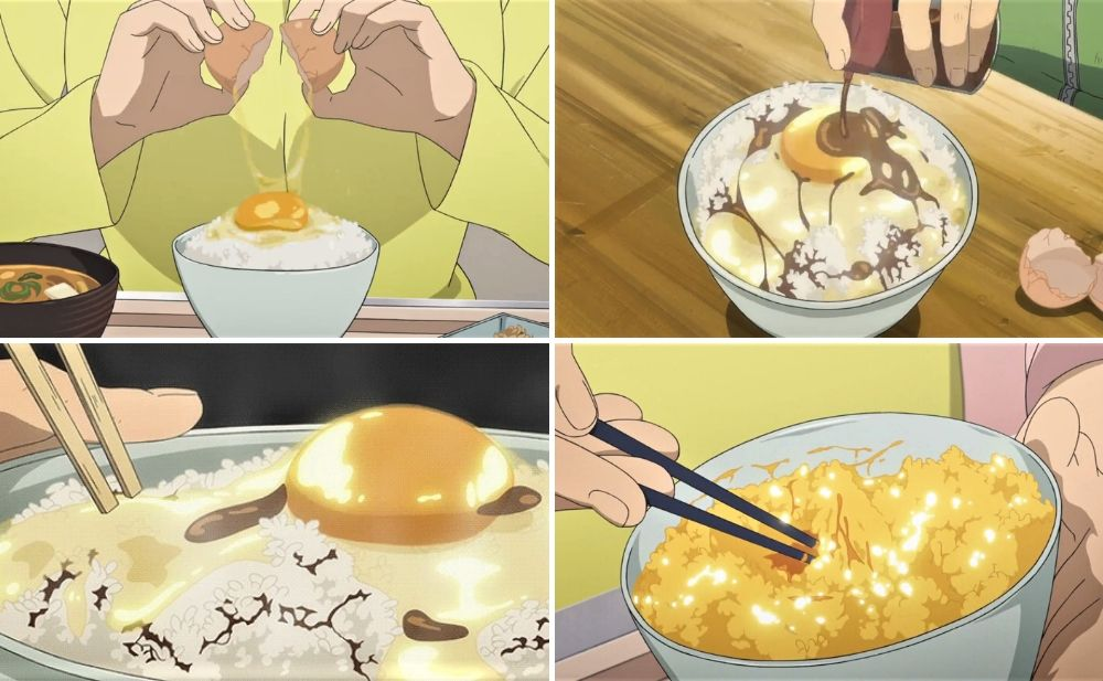 10 Japanese Recipes From Animes - Food Wars To Wage In Real Life
