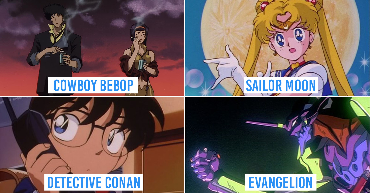 10 90s Anime Series That Will Make You Nostalgic For Your Childhood