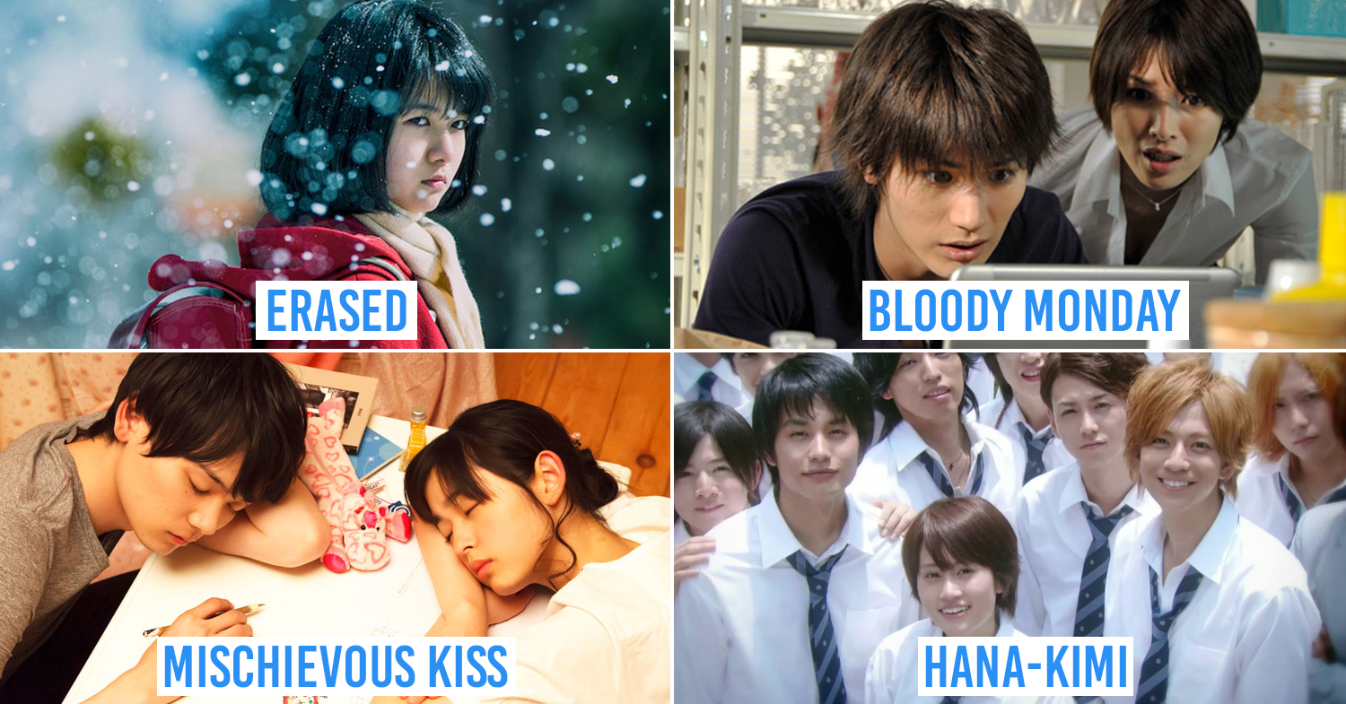 8 Japanese Live-Action Dramas That Were Adapted From Manga