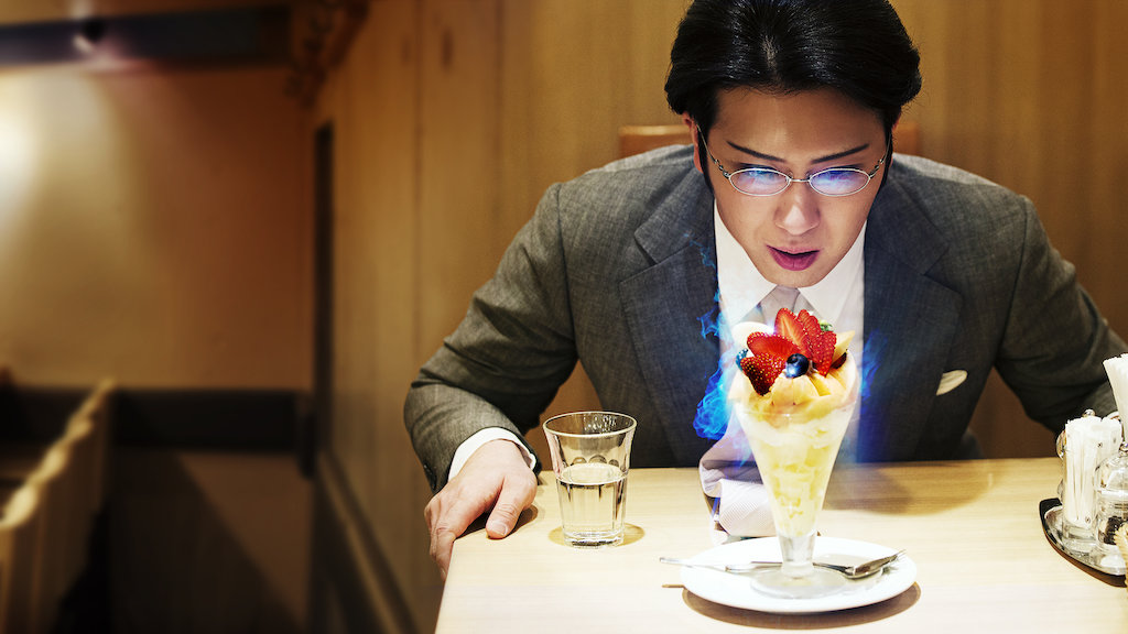 kantaro: the traveling sweet tooth salaryman