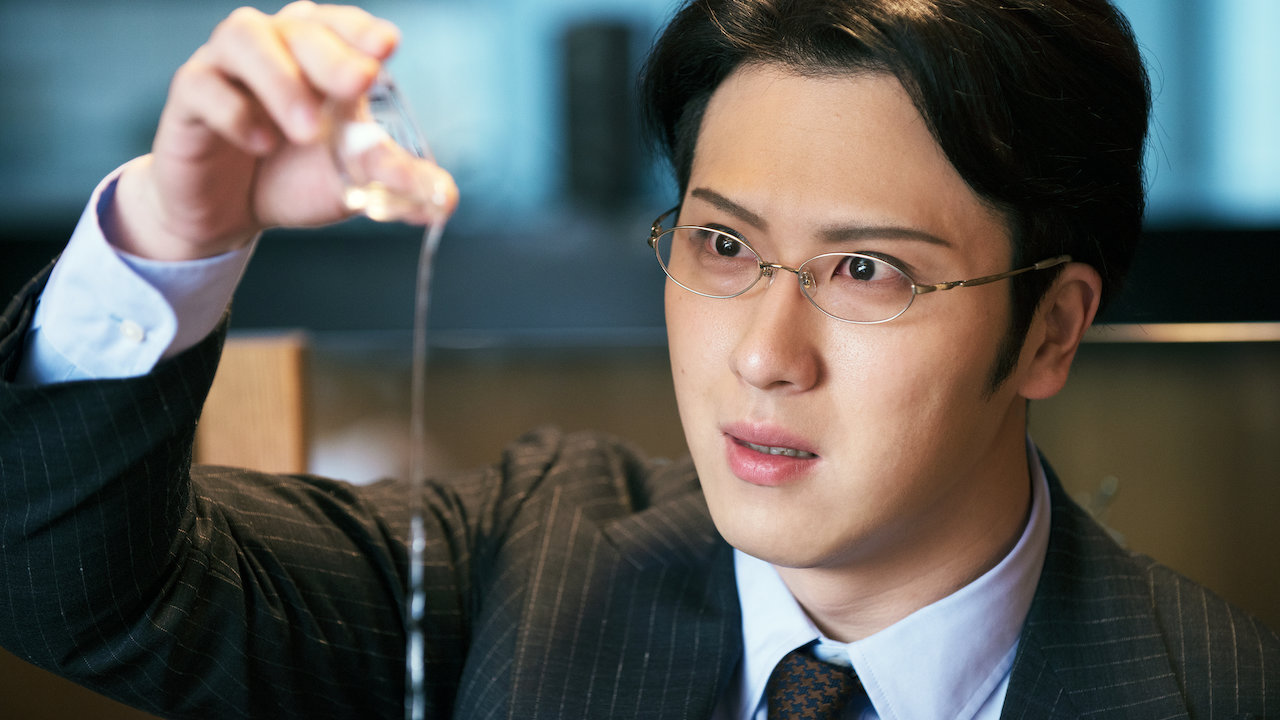 kantaro: the traveling sweet tooth salaryman live-action drama