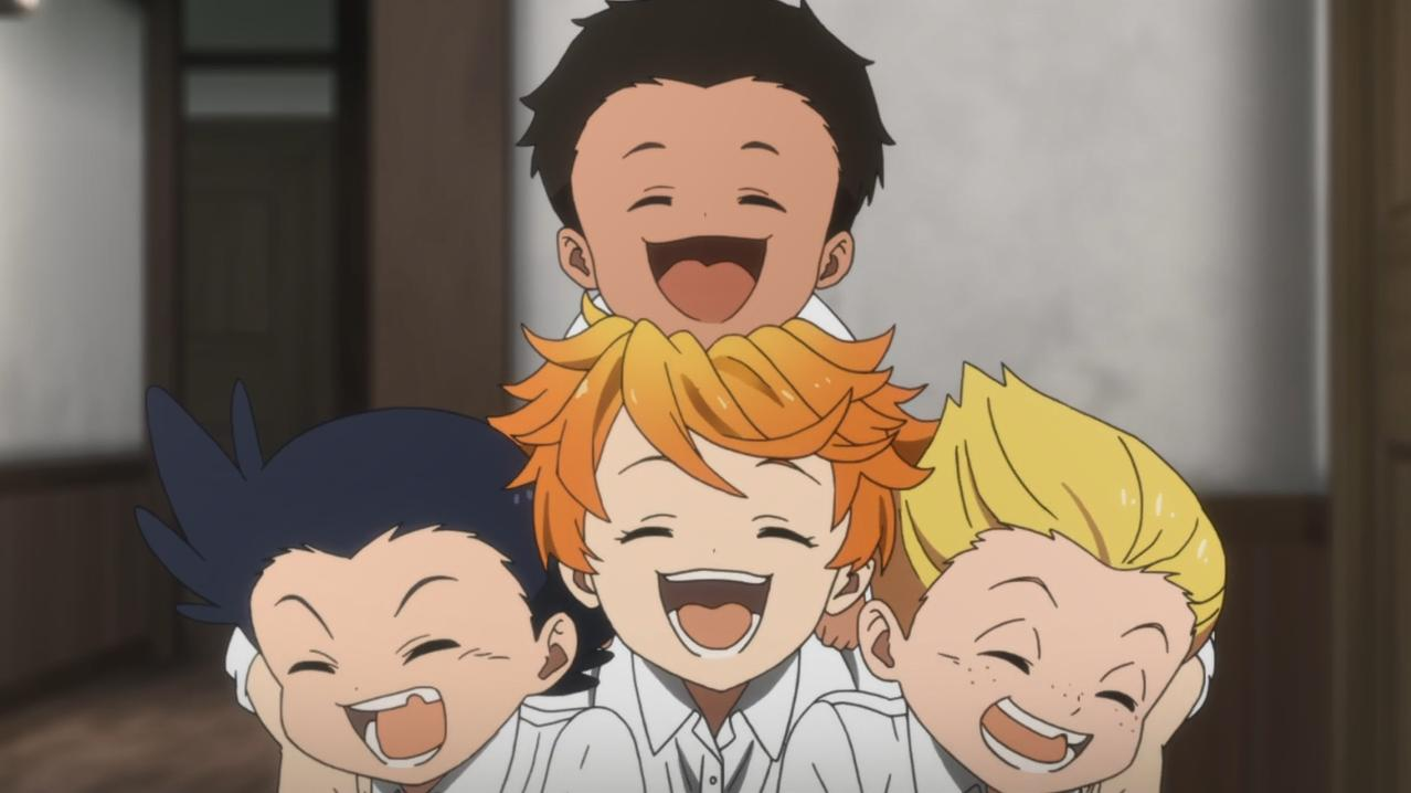 Promised Neverland upcoming anime