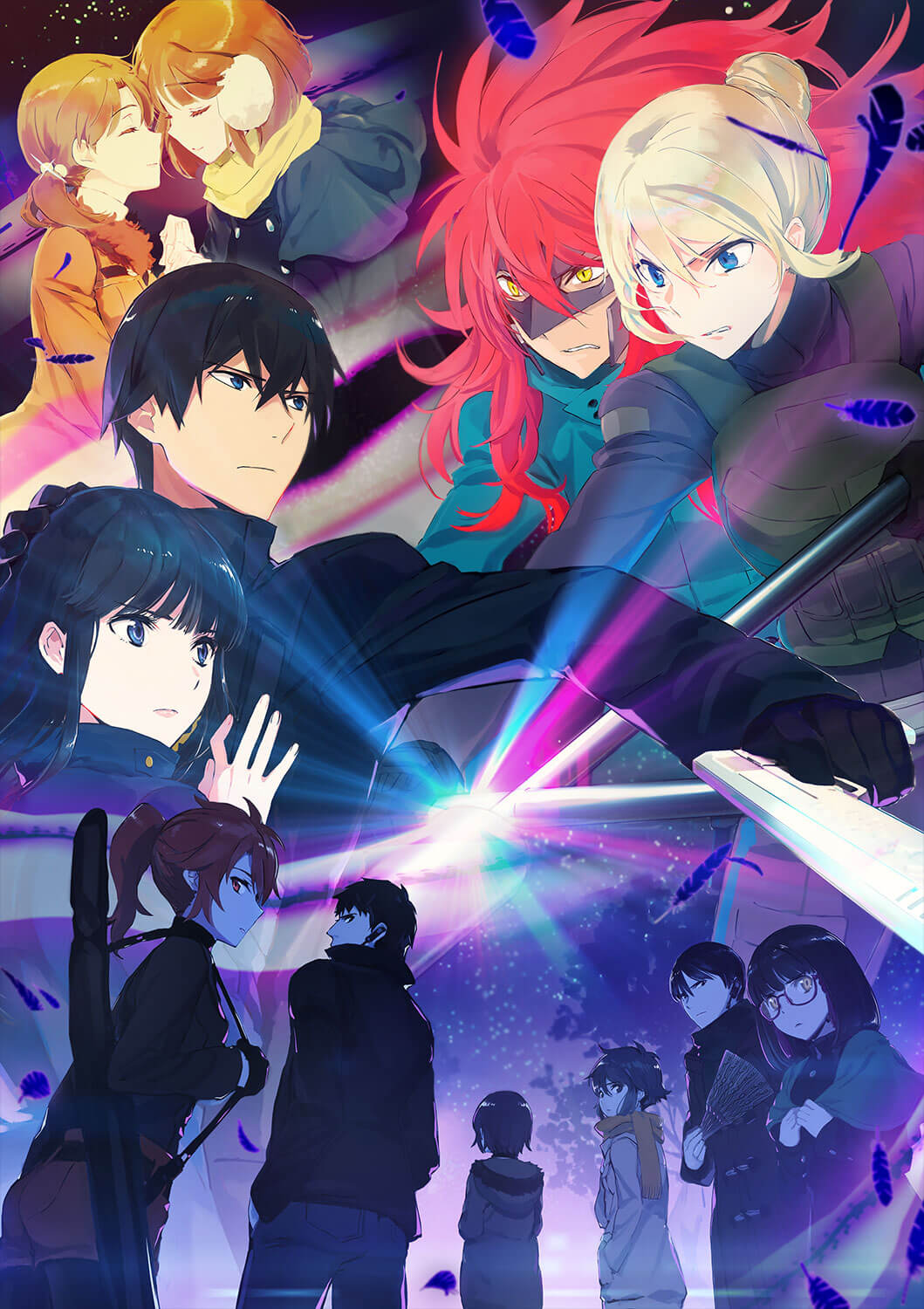 the irregular at magic high school upcoming anime
