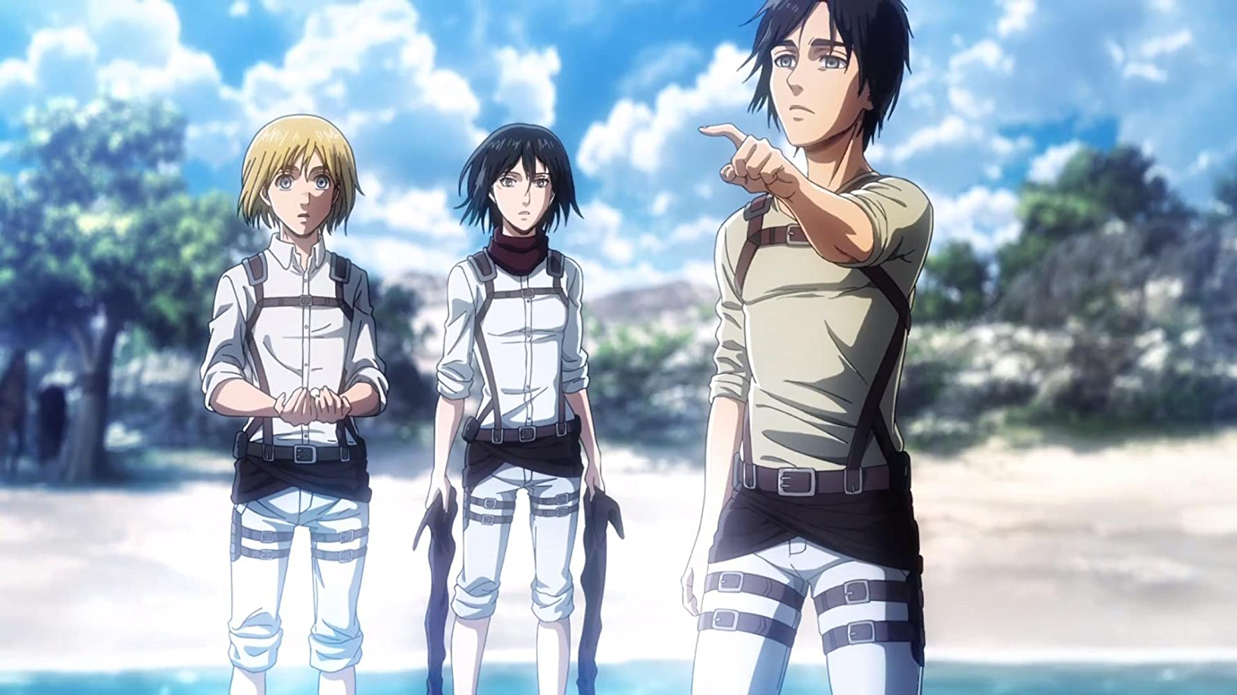 attack on titan upcoming anime