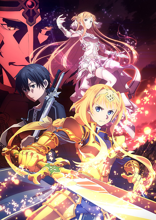 sword art online upcoming anime