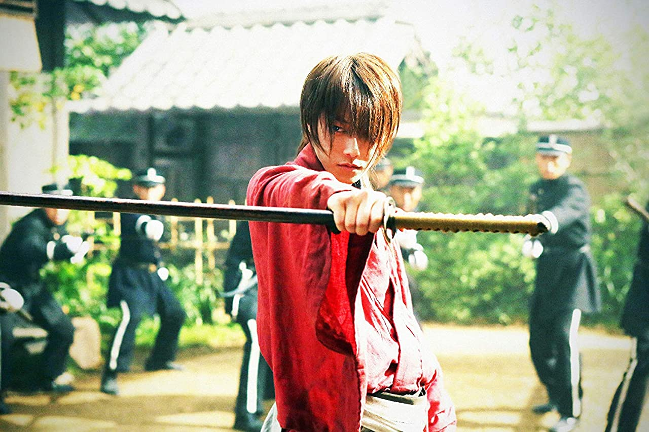Japanese Live-action Movies - Rurouni Kenshin