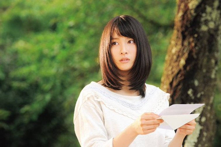 Japanese Live-action Movies - Naho reading letter