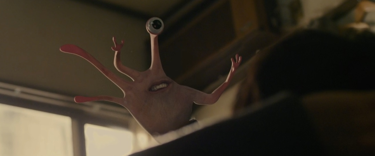 Japanese Live-action Movies  - Parasyte Migi hand