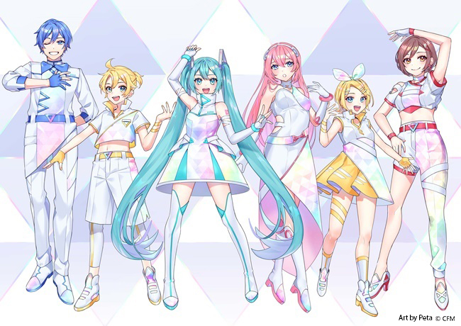Hatsune Miku Birthday 2020 (4) - Animate Idol artwork