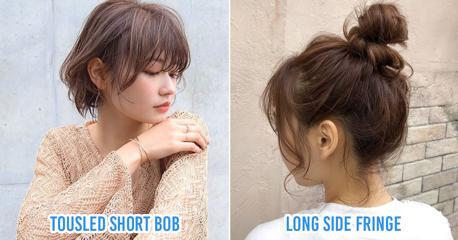 11 Japanese Hairstyles For A Fresh New Look This Summer