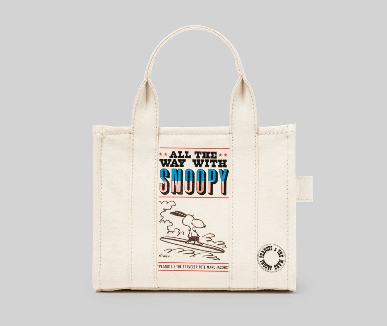 marc jacobs peanut collection - the snapshot - tote