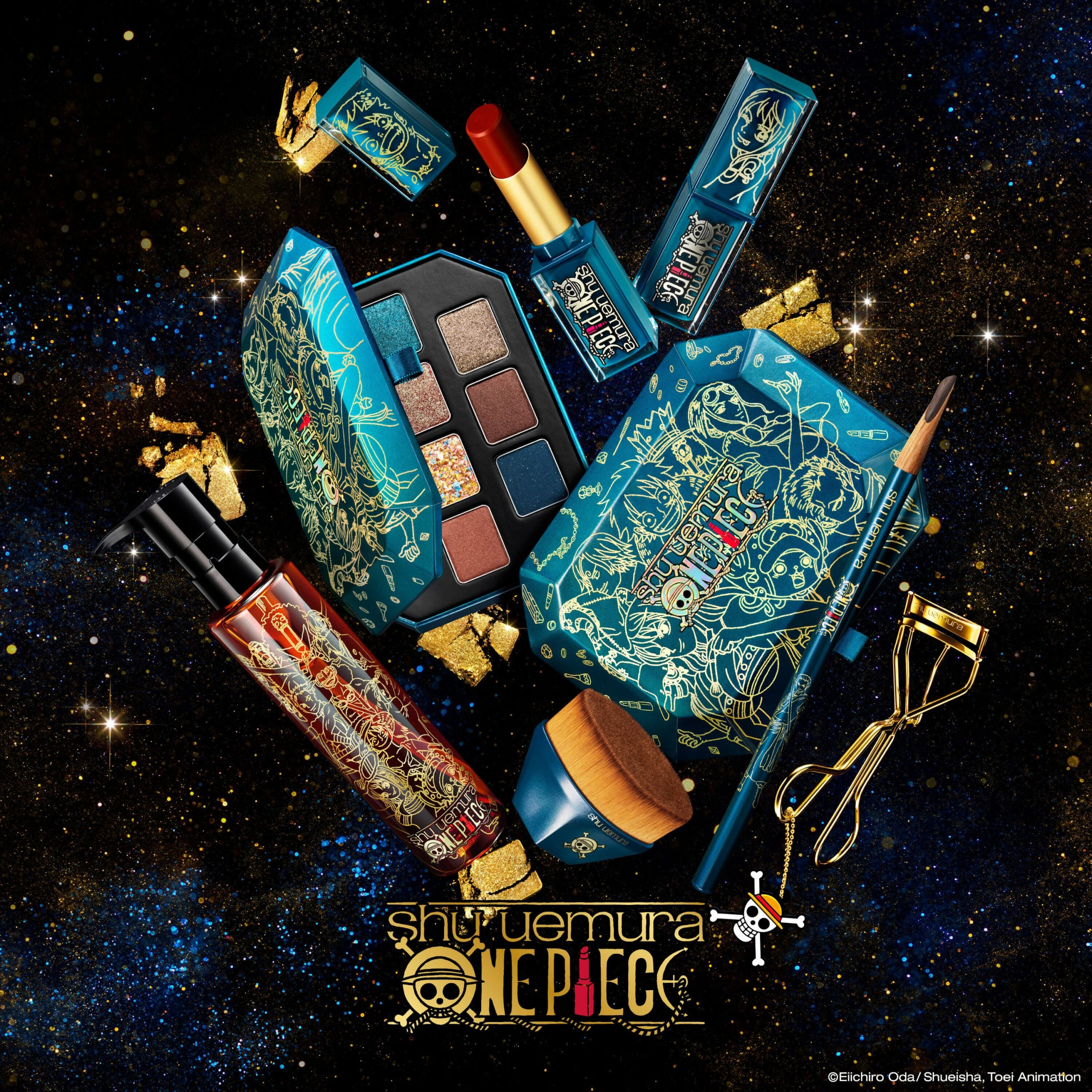shu uemura one piece - collection