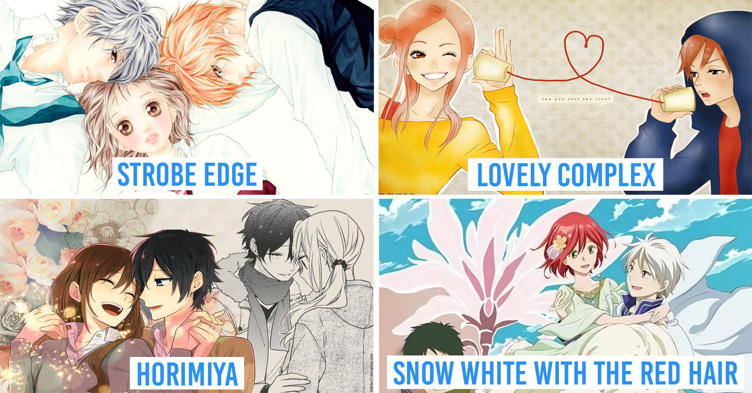 11 Romance Manga To Read To Fill The Void In A Non Existent Love Life