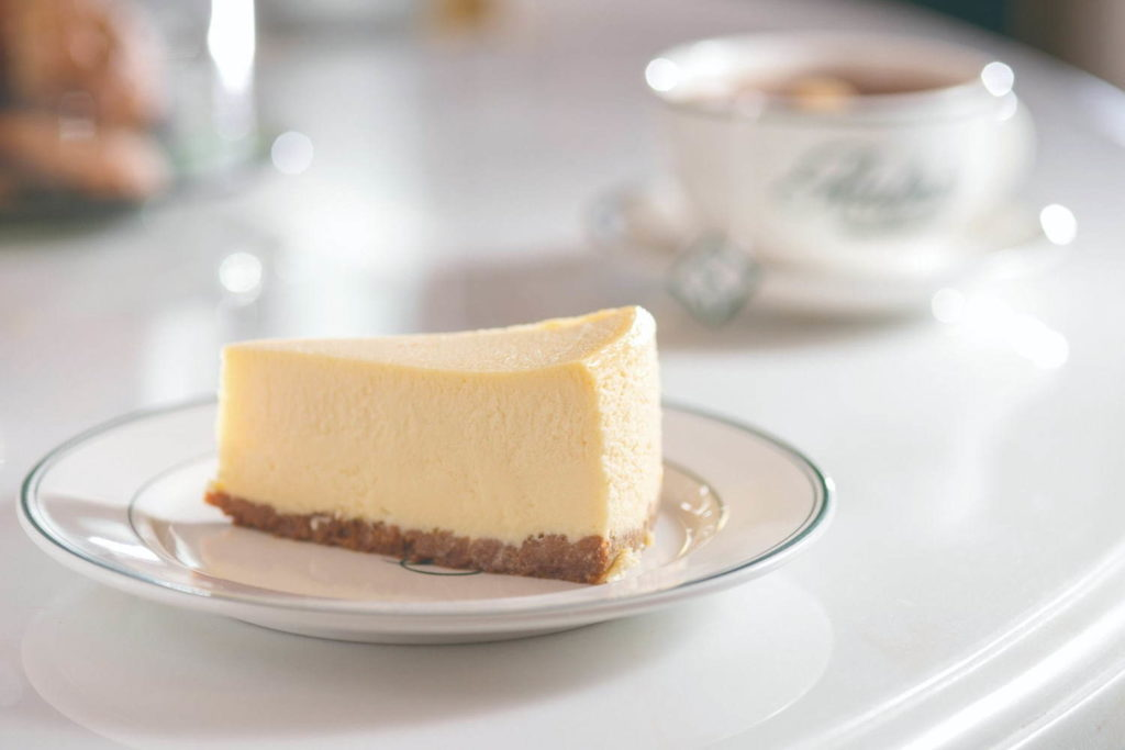 Ralph Lauren café and flagship store - new york cheesecake