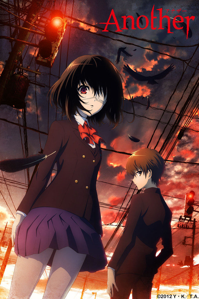 Supernatural Anime 9 - another