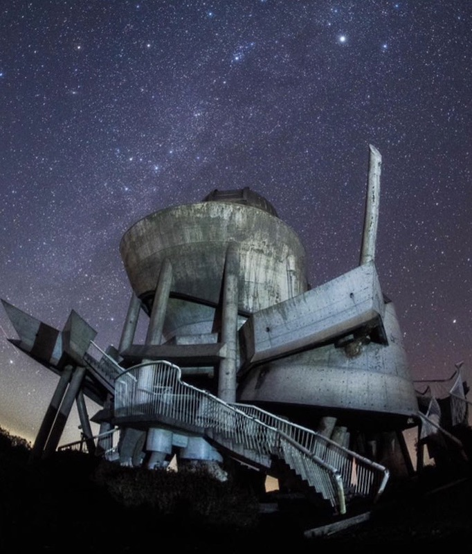 Unique Japanese architecture - Kihoku Astronomical Observatory