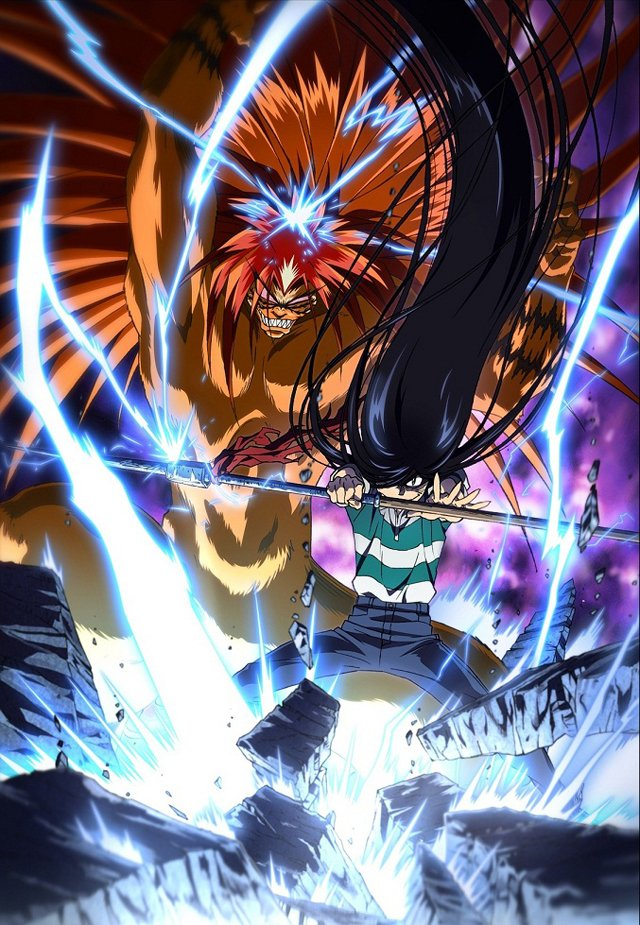 Anime reboots - ushio and tora remake