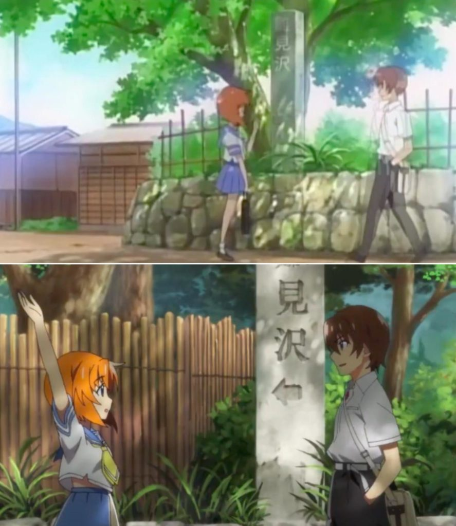 Anime reboots - higurashi when they cry original and remake