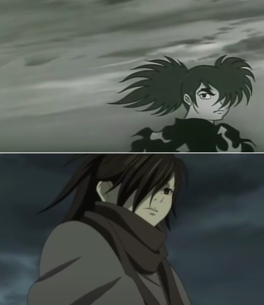 Anime reboots - dororo remake and original