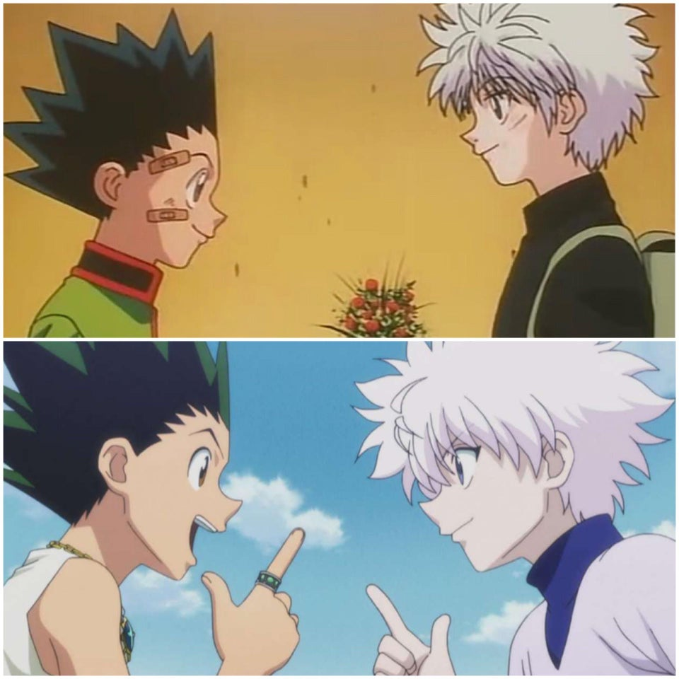 Anime reboots - hunter x hunter remake and original