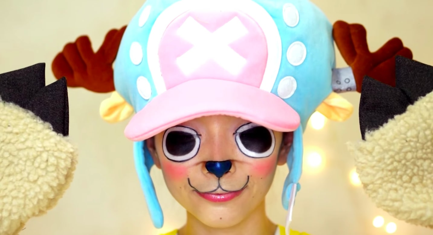 anime halloween costume - tony tony chopper
