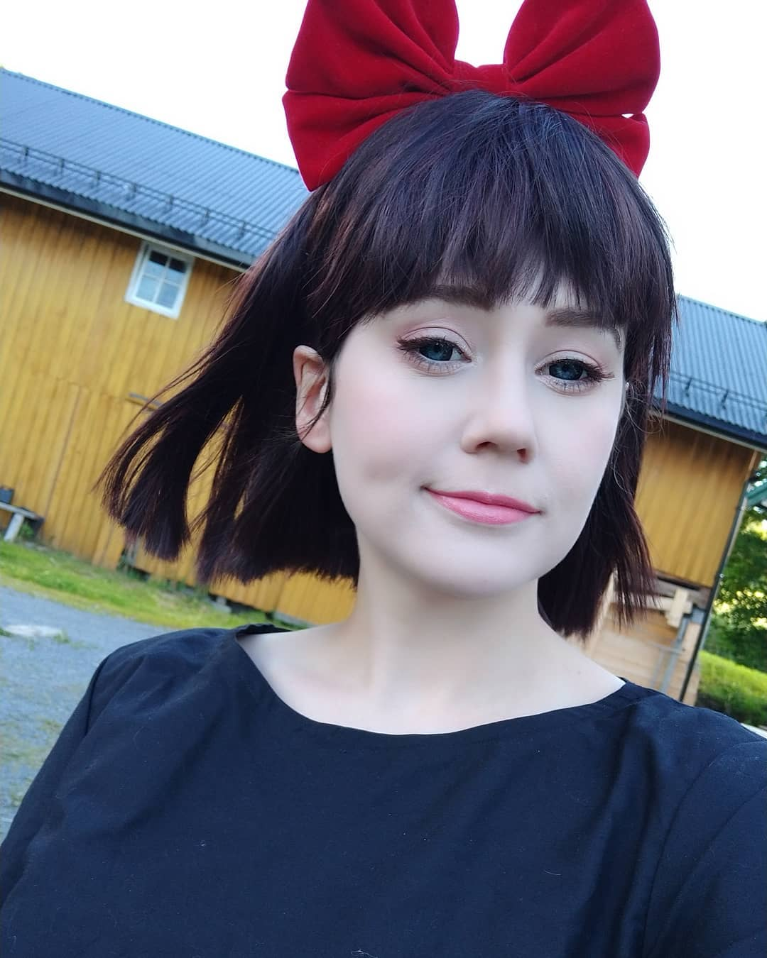anime halloween costume - kiki