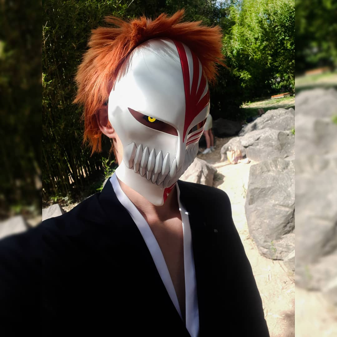 anime halloween costume - bleach ichigo
