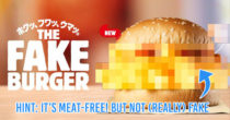 "Burger King Japan Unveils ""Fake Burger"" Stuffed With *Redacted*, The Reveal Leaves Netizens Confused"