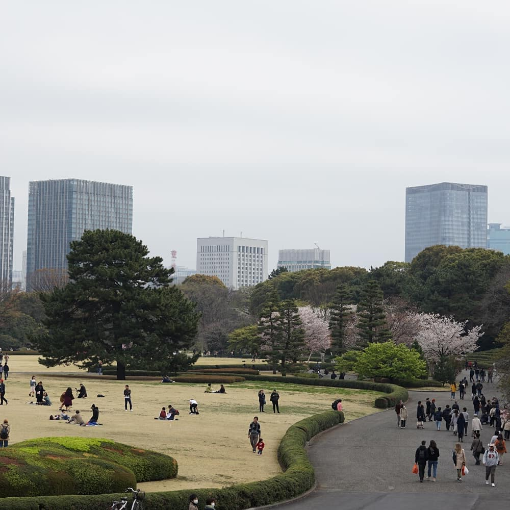 free tokyo walking tours - east gardens of imperial palace