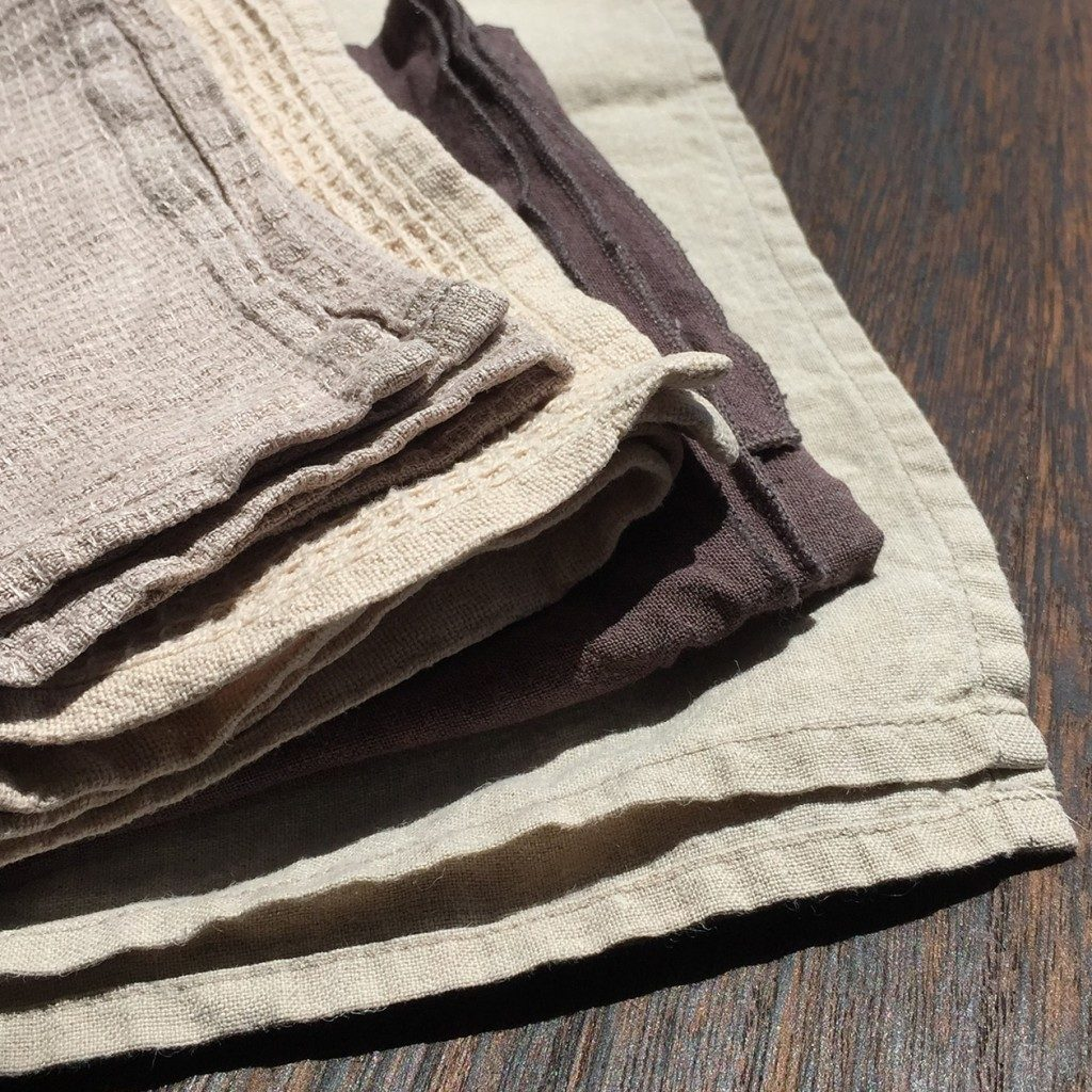 Japanese clothing - hemp cloth