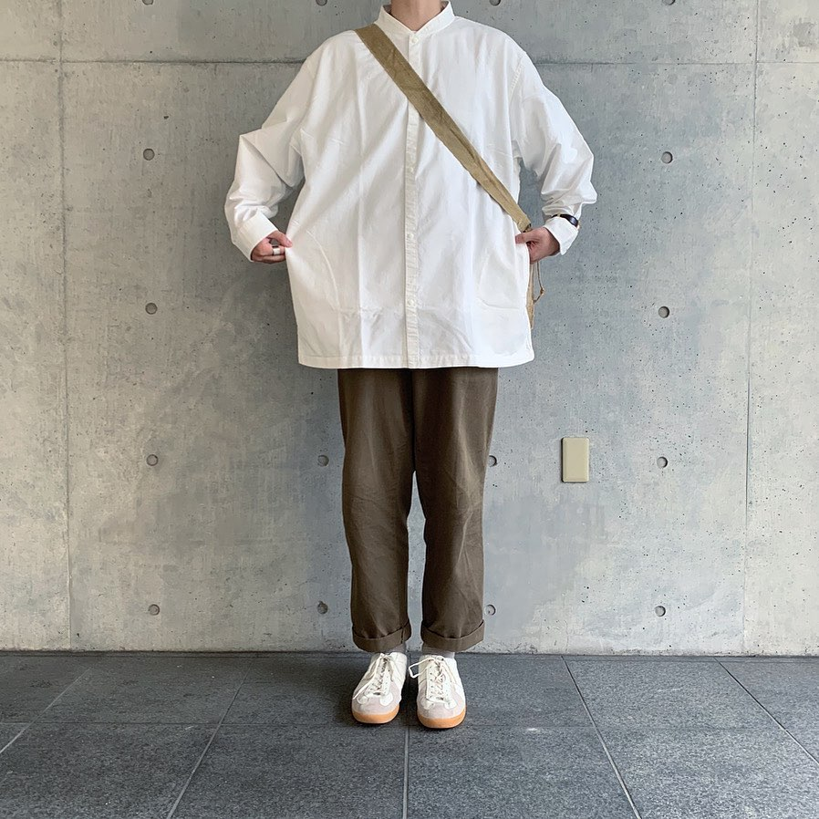 Japanese clothing - oversized shirt