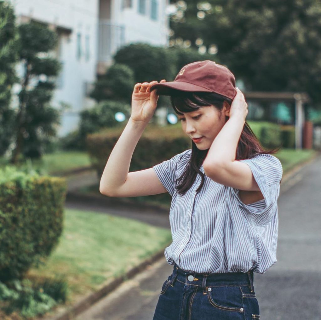 Japanese clothing - baseball cap