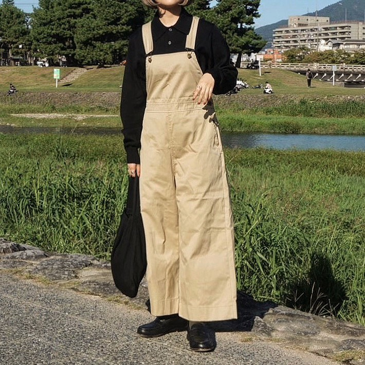 Japanese clothing - overalls