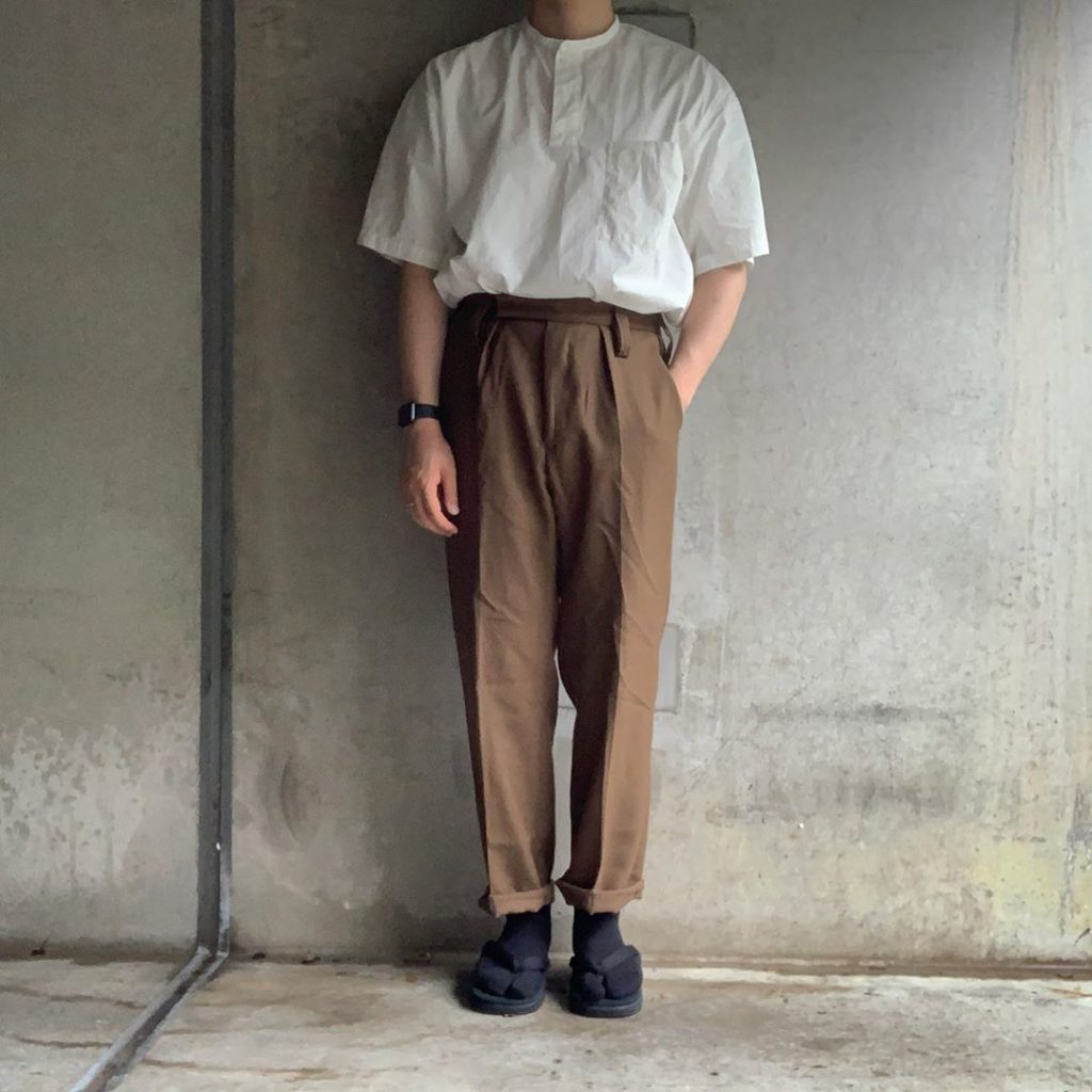 Japanese clothing - neutral tones