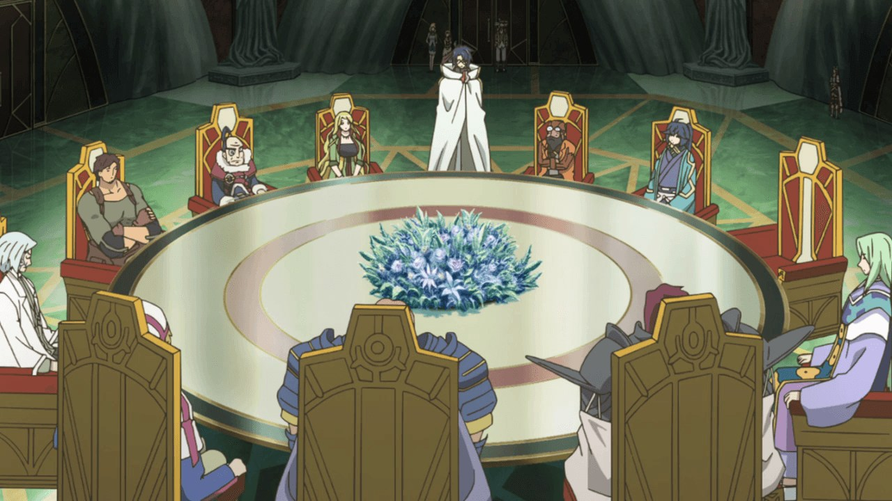 New Anime Winter 2021 4 - round table alliance