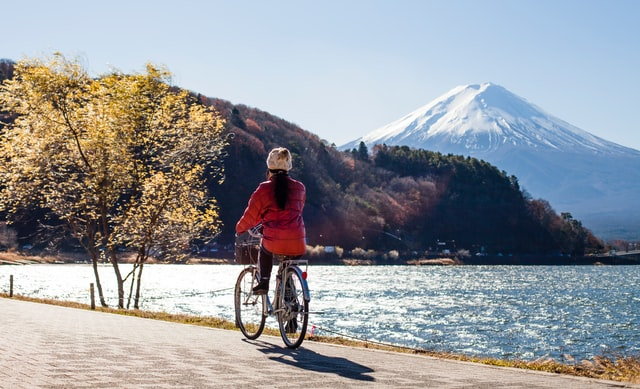 Transportation in Japan - cycling in japan